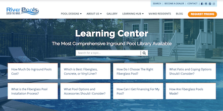 Unterrichtende Inhalte auf deiner Webseite können interessante Hebel für dich sein.